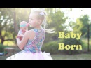 Беби борн на мой день рождения Baby Born