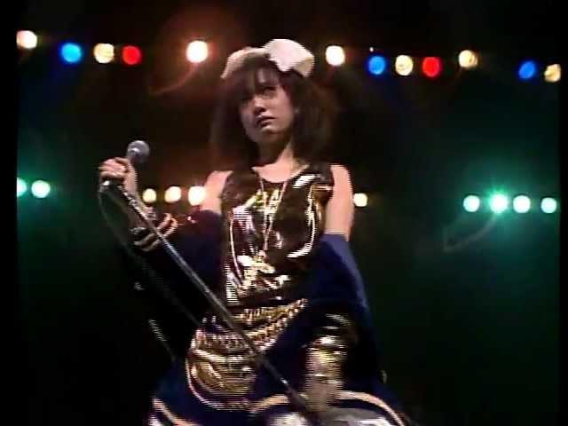JUN TOGAWA YAPOOS TOUR - LIVE 85〜86 13. パンク蛹化の女