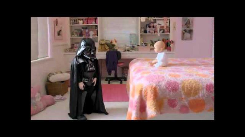 Darth Vader Kid: The Force