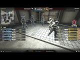 WinOut vs. Kaliber  Streamme Gauntlet  BO3  Dust2
