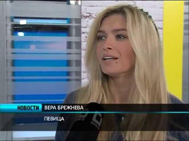 Сюжет с Верой Брежневой в программе «Новости» на телеканале Хабаровска «ТНТ ДАЛЬ-ТВ», 19.04.2013 г.