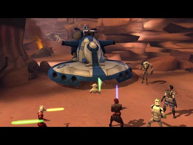 Star Wars Galaxy of Heroes - Tank Takedown Raid Trailer