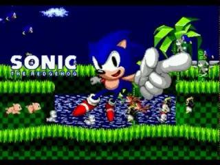 Sonic 1 NAC Tiny Verison (Genesis) - Walkthrough