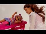 Куклы Холодное Сердце Сури и Холли на детской площадке игрушки и игры для девочек на русском - Видео Dailymotion