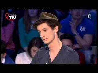 Pierre Niney On n'est pas couché 6 avril 2013 ONPC
