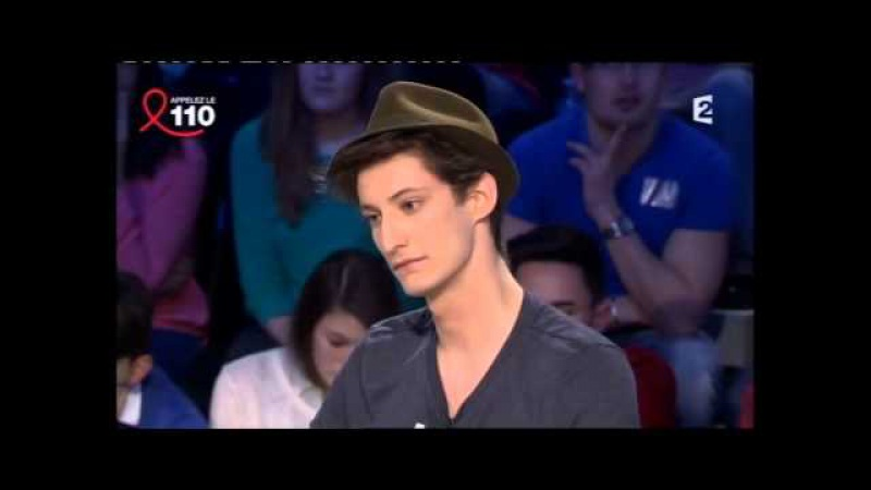 Pierre Niney On n'est pas couché 6 avril 2013 ONPC
