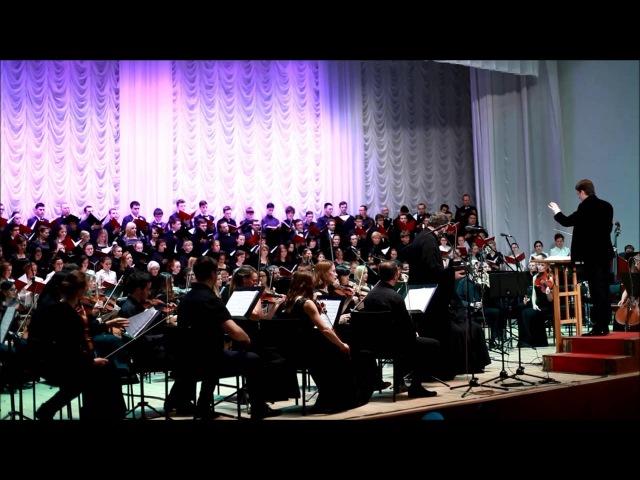 Чернобыльскую литургию исполнили в кремлевском концертном зале Нижнего Новгорода