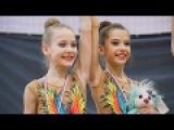 Художественная гимнастикаЗимние узоры 2016Парад и Награждение №2
