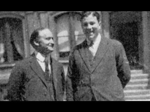Гарри Гудини против человека с рентгеновским зрением