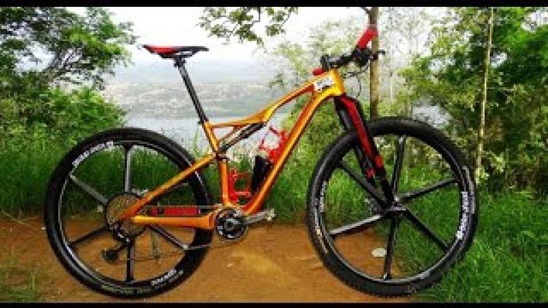 Specialized Epic WC Burry Stander - Bike Colírio