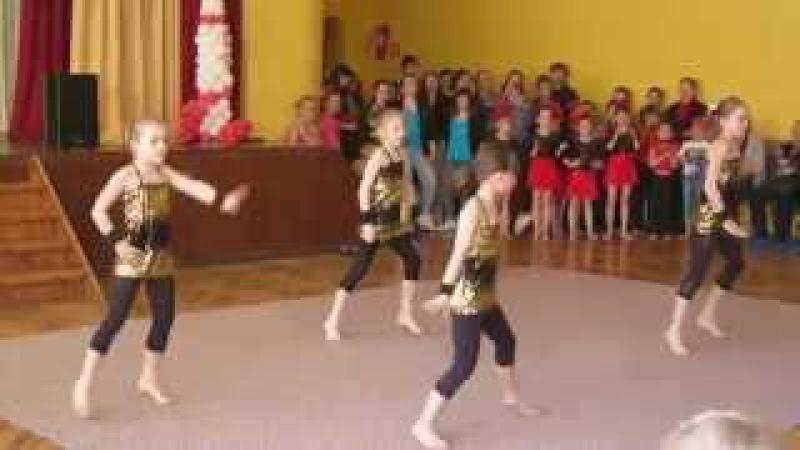 Modern Talking: взгляд в прошлое, танецакробатика