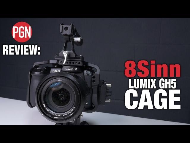 WORLD'S FIRST GH5 VIDEO CAGE - 8Sinn Panasonic LUMIX GH5 Cage