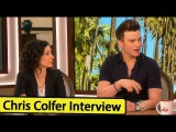 Chris Colfer ('The Land of Stories An Authors Odyssey') Interview The Talk TV Show 08-01-2016