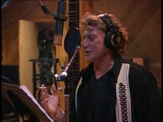 Johnny Hallyday et les chansons des autres