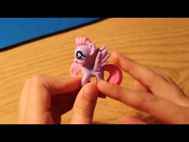 Видео обзор моей коллекции пони