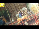 Французская карусель - волшебный аттракцион для детей ВЛОГ VLOG The French Carousel