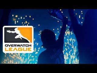 Профессиональная Лига Overwatch (Introducing the Overwatch League)