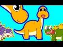 Мультики про динозавра для детей. Мультфильмы про динозаврика. Детские мультики про динозаврика