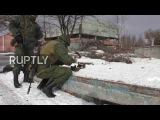 Украина Донецкий химический завод обстреляли Киевских сил, говорит, ДПР.