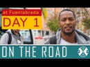 ON THE ROAD: Day 1 at Fuenlabrada [khimkibasketTV]