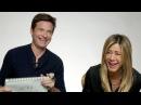 Jennifer Aniston and Jason Bateman Take The BuzzFeed BFF Test
