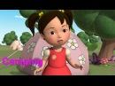 Английский язык для малышей - Мяу-Мяу - Camping! (Палаточный лагерь) - учим английские слова