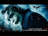 The Dark Knight Complete Soundtrack OST by Hans Zimmer &amp James Newton Howard