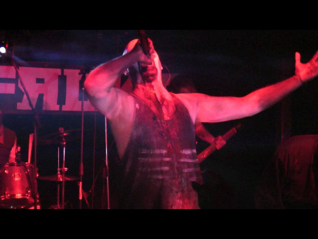OstFront - Backstage, St. Petersburg, Russia, 19.03.2016 (part 1)