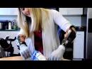 Aimee Copeland Amputee Gets biodesigns HiFi Prosthetic Sockets