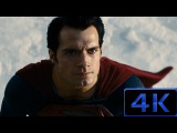 Superman's First Flight Awesome Scene - Man Of Steel-(2013) Movie Clip Blu-ray 4K ULTRA HD