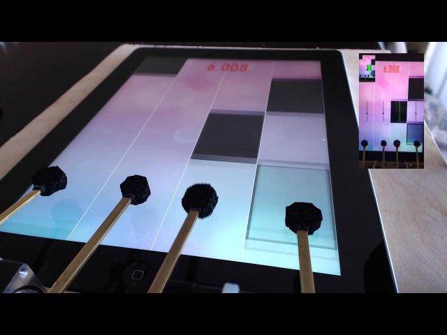 Piano Tiles 2 Robot | Beginner 21.079 Record