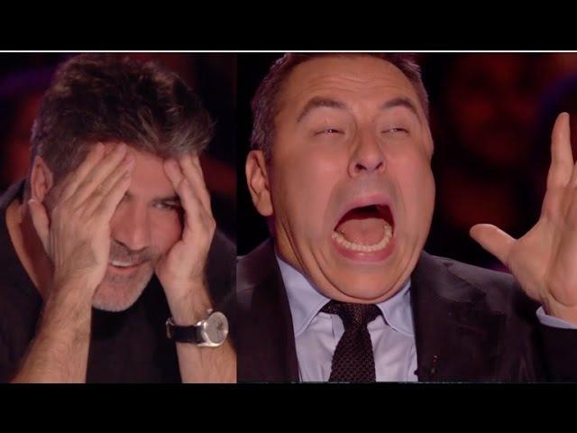 Top 10 Best Auditions Britain's Got Talent 2016