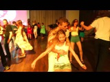 00073 RZCC 2016 Social Dancing Anna and Dmitry ~ video by Zouk Soul