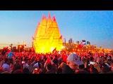 Акция «Свет памяти» на день Победы 9 Мая 2016  в Москве