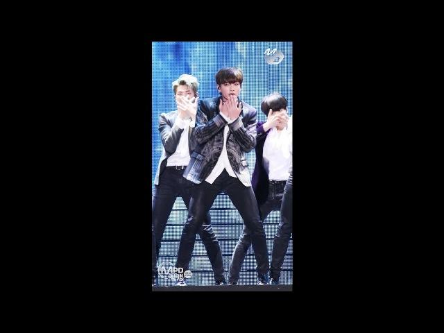 [MPD직캠] 방탄소년단 정국 직캠 '피 땀 눈물(Blood Sweat Tears)' (JUNG KOOK FanCam) | @MCOUNTDOWN_2016.10.27