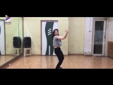 Tamanna Dance Practice for DANCE CHEY Song _ PRABHU DEVA Trains TAMANNA for Abhinetri Telugu Movie
