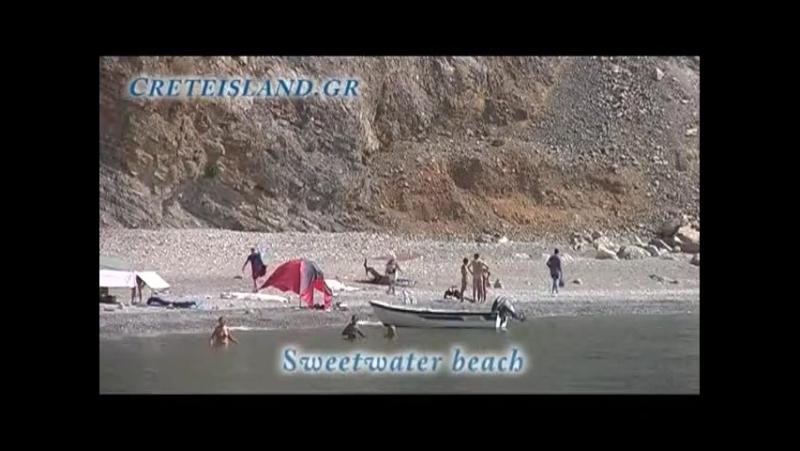 Naturist beach Free camping Sweet water Fkk Kreta смотреть онлайн без регистрации