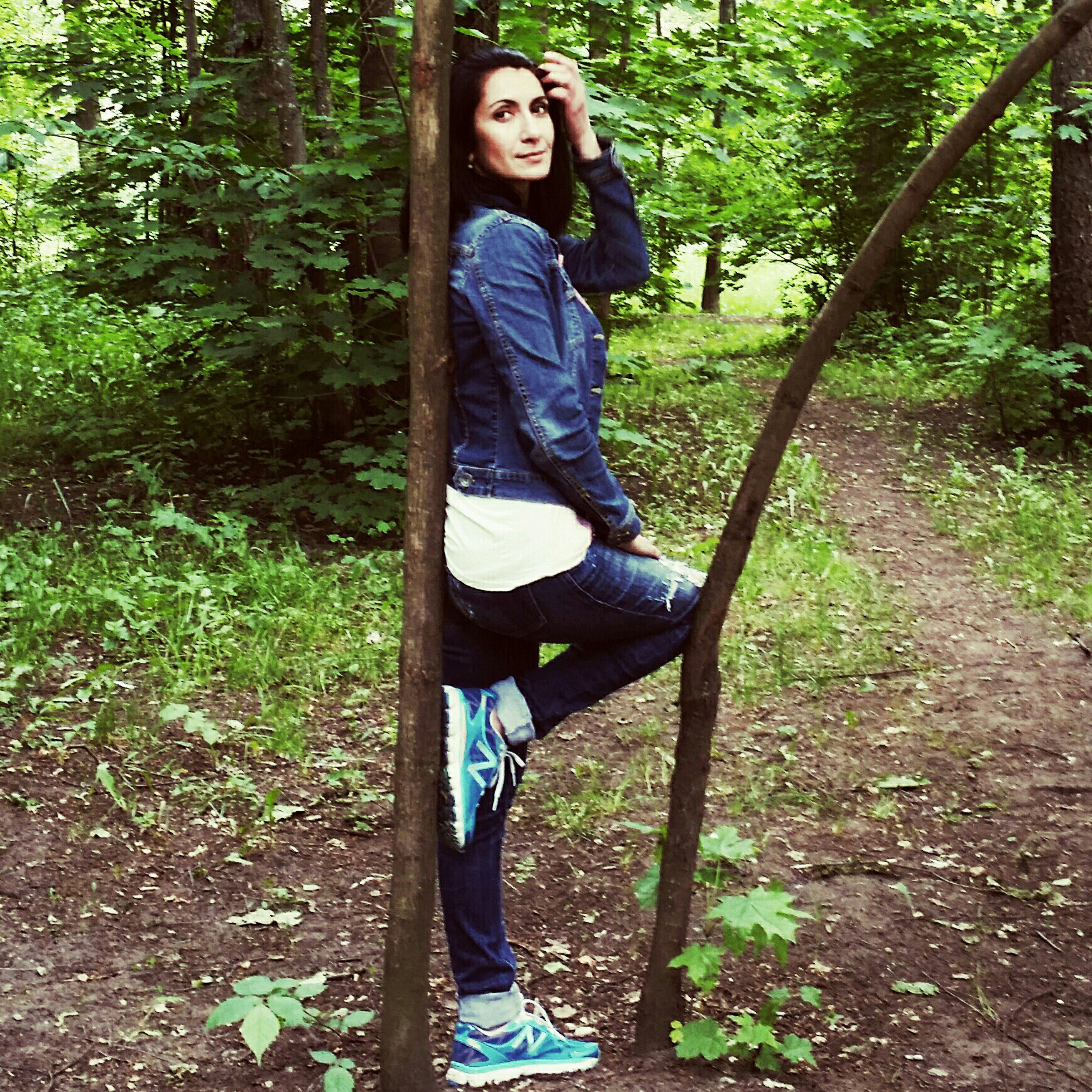 tgp Nature girl
