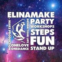 Логотип E - Make Production