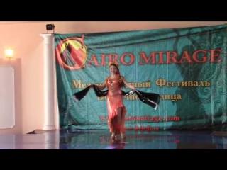Shulkevich Veronika - Шулькевич Вероника. Cairo Mirage 2015, Egypt folk 3