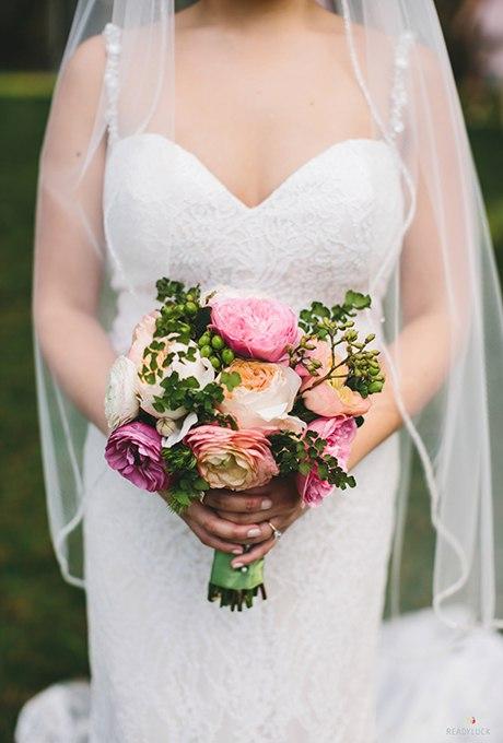 enddxIsXWEw - Изумительные свадебные букеты 2015 (30 фото)