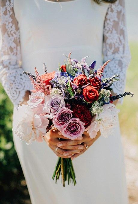 TGBHMm1bjLk - Изумительные свадебные букеты 2015 (30 фото)