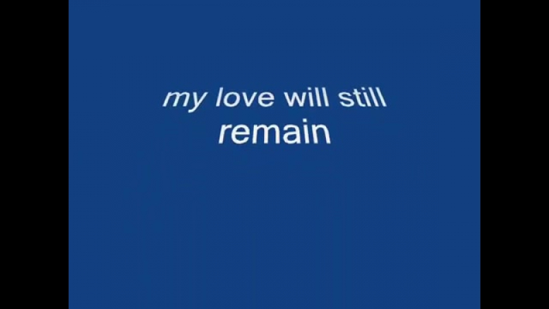 Complicated heart by MLTR w lyrics