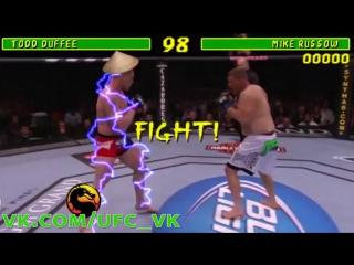 Mortal Kombat в реальной жизни