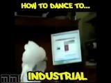Как надо танцевать под разную музыку (6 sec)