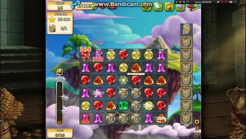 Игра Инди Кот (Три в ряд) прохождение уровня 2791