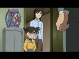 El Detectiu Conan - 493 - El xoc entre el vermell i el negre. El crit