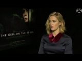 Emily Blunt on The Girl on the Train The vomit was not my own video interview  Film  The Guardian