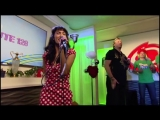 2 Fabiola - Lift U Up  ( Live !! ) (De Foute128) - Q Music