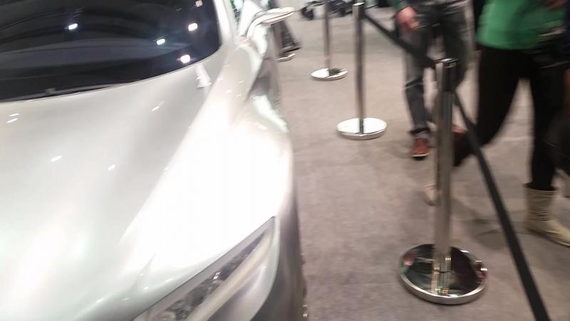 Mercedes-Benz F125 на Hannover Messe 2016 ( Автомобиль будущего)